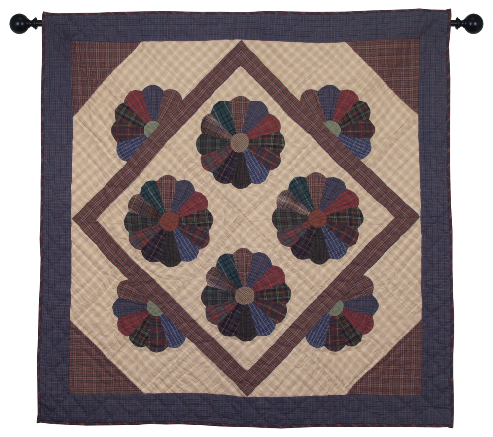 Dresden Plate Quilt By Choices Quilts