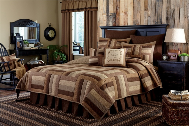 Shades Of Brown Quilt Blackmountainquilts Net Quilted