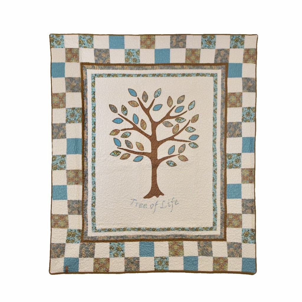 Vintage Tree Of Life Quilt Donna Sharp