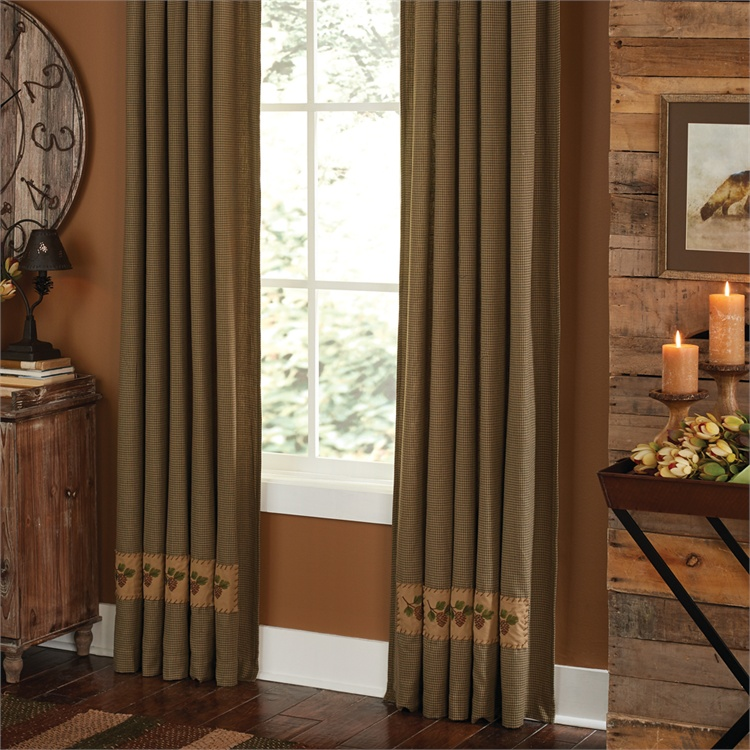 Dining Room Curtain Panels