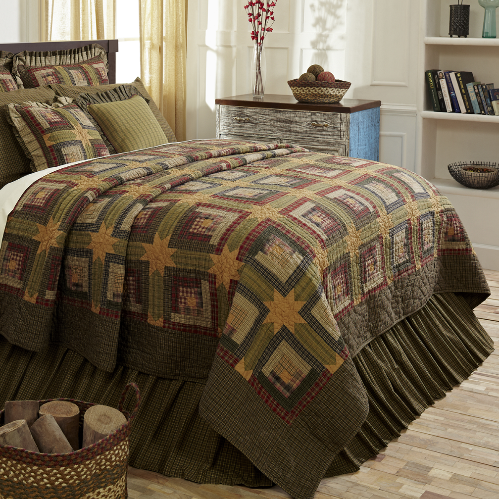 cabin bedding bear yxjzl lodge themed king brown best sets leaves comforter amazon bed spot top sale and set