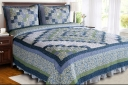 Blue Ridge Valley Quilt Set