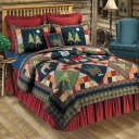 Timberline Quilt by C & F