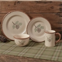 Pinecroft Dinnerware