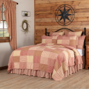 Sawyer Mill Red Quilt