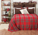 Arlington Plaid Blanket - Low Inventory