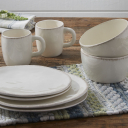 Villager Cream Dinnerware
