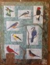 Our Feathered Friends Wall Hanging